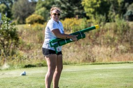 The Vogue's 3rd Annual Rock & Roll Charity Classic to benefit School of Rock and The Vogue's Instrument for Kids Project invaded the Eagle Creek Golf Club once again for the most audacious golf day of the year on Thursday, September 26, 2019. Photo cred Melodie Yvonne