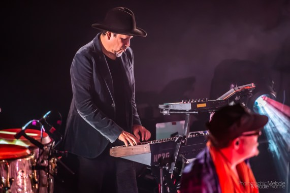 Thievery Corporation with Ekhodom created a mesmerizingly magical evening at The Vogue Theatre on Friday, October 25, 2019. Photo cred Melodie Yvonne