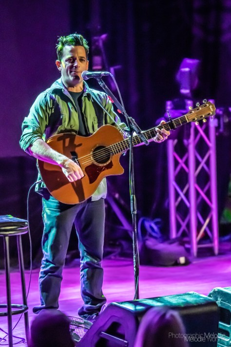 Marc Roberge put on an amazing show for the Sun King Concert Series at The Vogue Theatre in Indianapolis, Indiana on Tuesday, December 17, 2019. Photo cred Melodie Yvonne