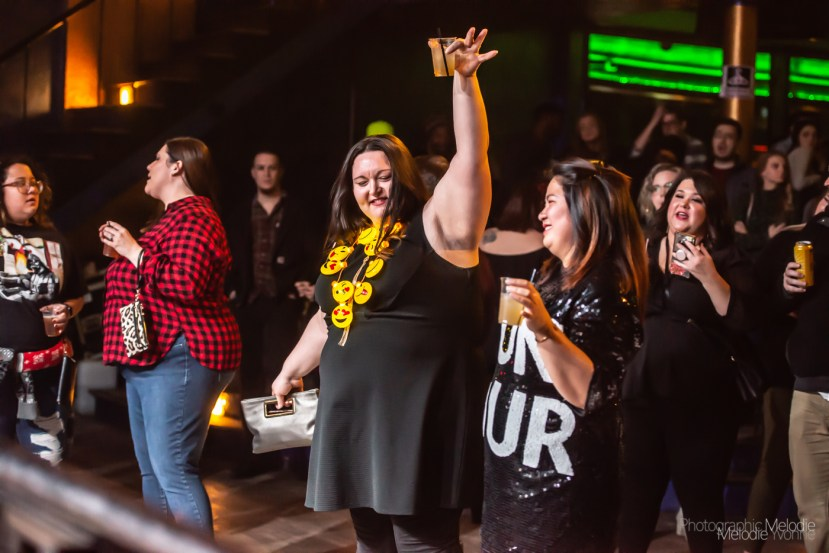 The Tangoe Holiday Party featuring Rod Tuffcurls & The Bench Press was a beautiful evening full of Christmas cheer at The Vogue Theatre on December 7, 2019. Photo cred Melodie Yvonne