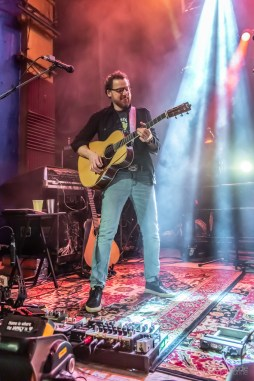 IndyMojo Presents The Infamous Stringdusters with The Way Down Wanderers was a beautifully harmonious evening at The Vogue Theatre in Indianapolis, Indiana on Thursday, February 13, 2020. Photo cred Melodie Yvonne