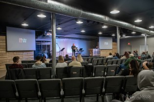 CItyLife Church served a heartfelt message of love with a priority on visitor safety on Sunday, January 24, 2021. Photo cred Melodie Yvonne