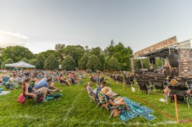 Drew Holcomb And The Neighbors and Allison Victoria delivered astounding performances to a beautiful crowd at the Rock the Ruins summer concert series courtesy of Holliday Park & The Vogue Theatre on Friday, June 11, 2021. Photo cred Melodie Yvonne