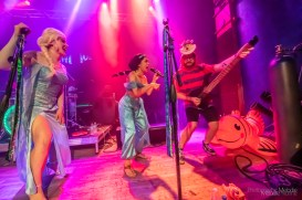 Disney lovers filledThe Vogue Theatre for a magical musical adventure with The Little Mermen on Thursday, July 29, 2021. Photo cred Melodie Yvonne