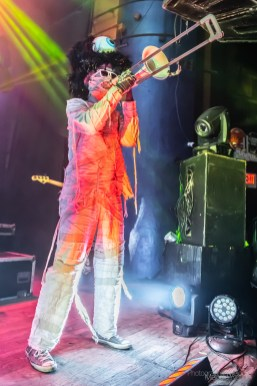 Forty 5 Presents kicked off October in style with Here Come The Mummies at The Vogue Theatre in Indianapolis, Indiana, on October 1, 2021. Photo cred Melodie Yvonne