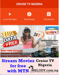 Cruise TV nigeria