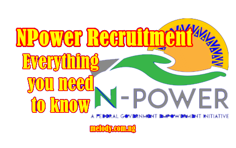NPower Recruitment 2019 Application Form | portal npower gov ng