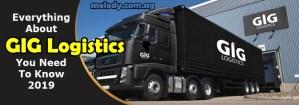 GIG Logistics - About GIG Logistics Price List 2019 1
