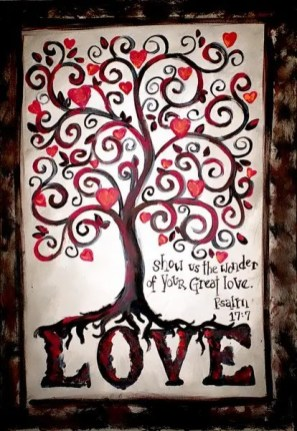 Love Tree - NFS • Prints Available