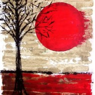 Red Moon Rising - NFS • Prints Available