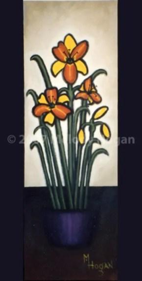 Del Sol Tiger Lilies - $225