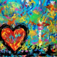 Love Is Messy - $200