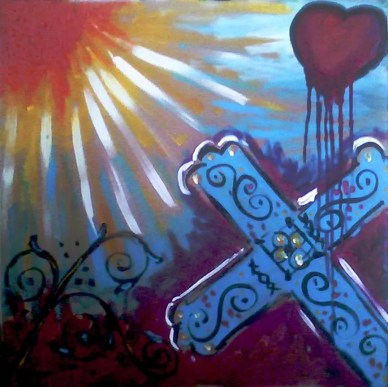 Love Poured Out - $150