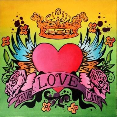 True Love Lasts - $75