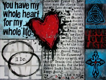 My Whole Heart - NFS • Prints Available