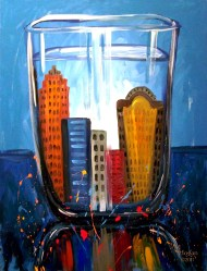 One Glass At A TIme - NFS • Prints Available