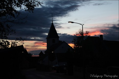 Burgille (25170) by night
