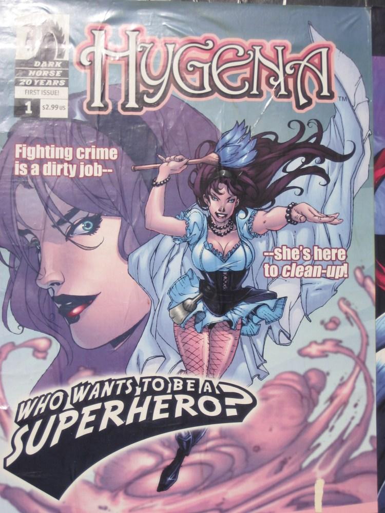 Hygena - Who wants to be a Superhero (6/6)
