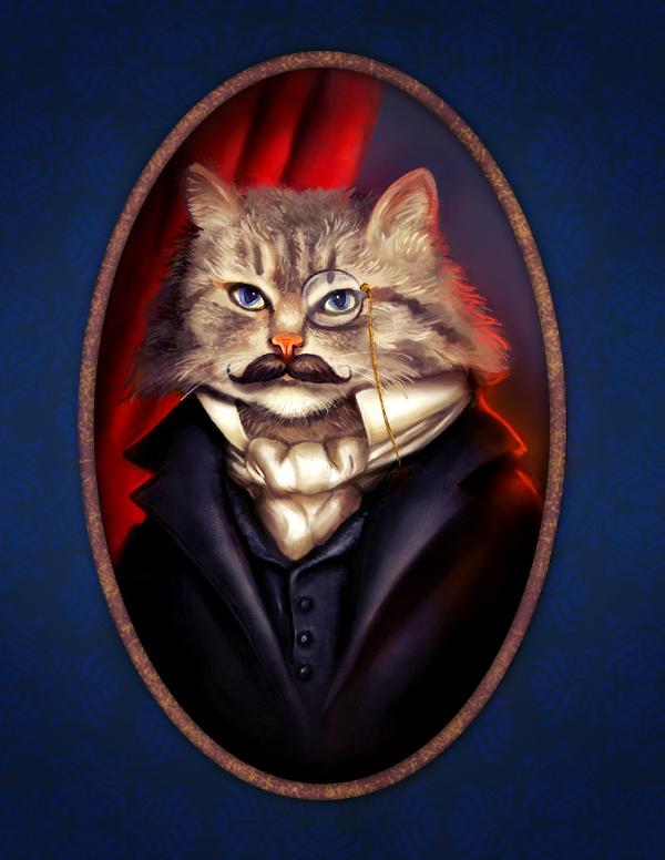 How to Paint a Victorian Style Portrait - Envato Tuts+