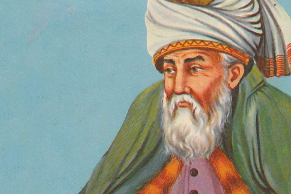 100 Quotes by Rumi