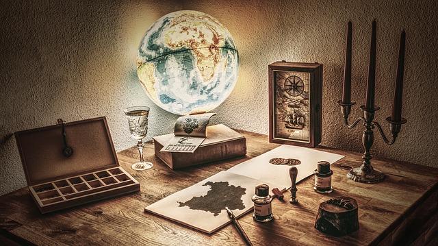 Artist's Desk