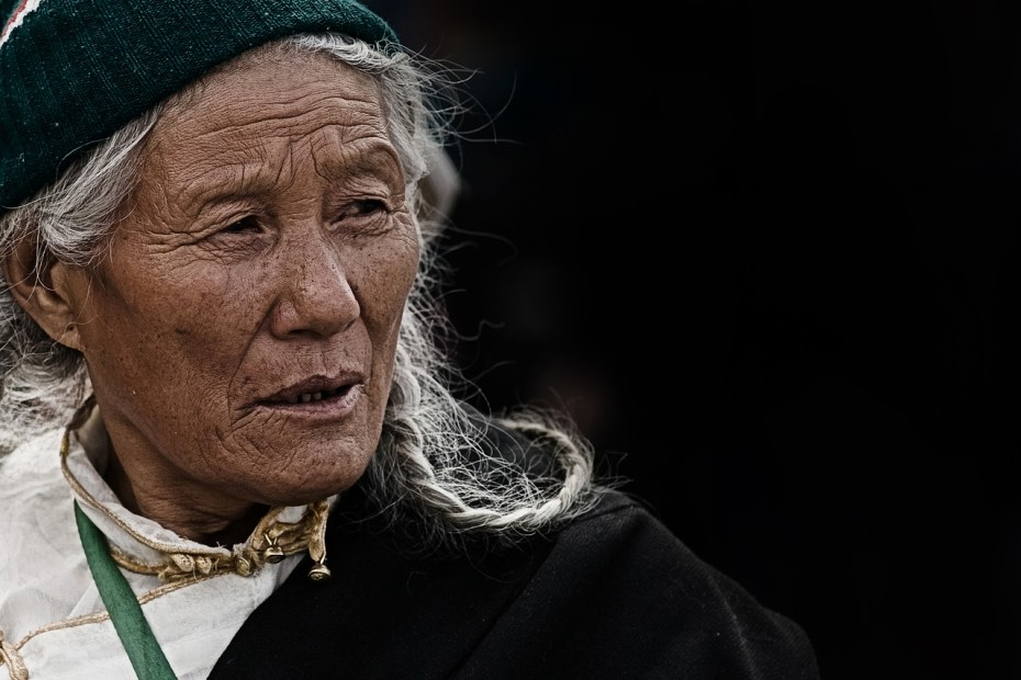 Mystery Woman- Short Story of an Old Woman