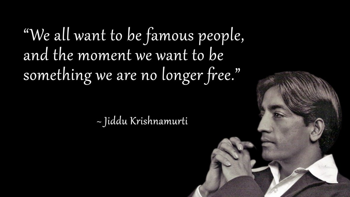 30 Profound Quotes by Jiddu Krishnamurti on the Nature of Mind and Life