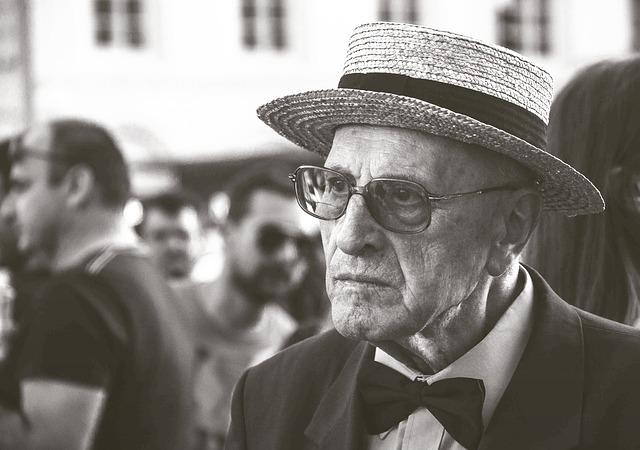 Old Man Sad Eyes