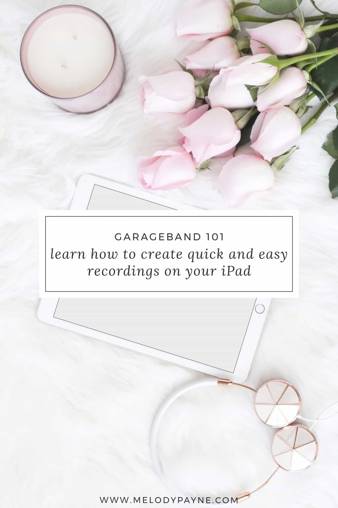 Garageband 101 how to create quick easy recordings on your ipad who loves garageband for ipad me me me i started using it recently in my studio and once i learned how easy it is to use i wanted to share with you baditri Images