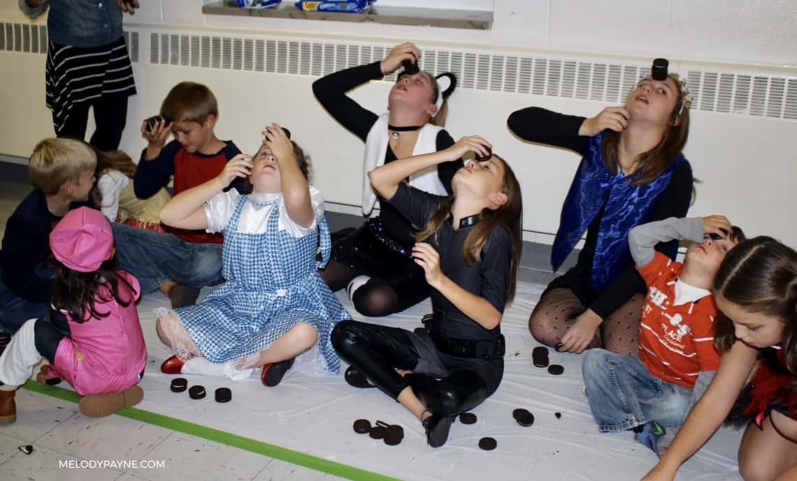 Chocolate Unicorn Recital Party Game