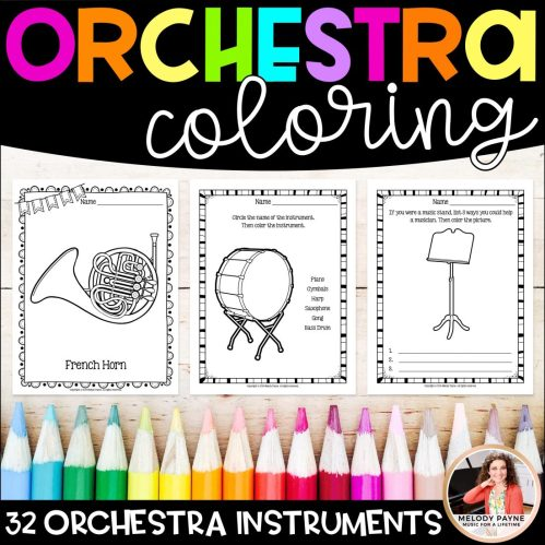 small resolution of Orchestra Instrument Worksheet   Printable Worksheets and Activities for  Teachers