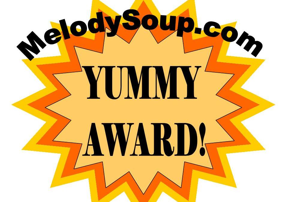 Yummy Award! – July 2014 – The Rockets Red Glare: Celebrating the History of the Star Spangled Banner