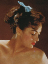Dolores Delmonte - Miss March Playmate 1954