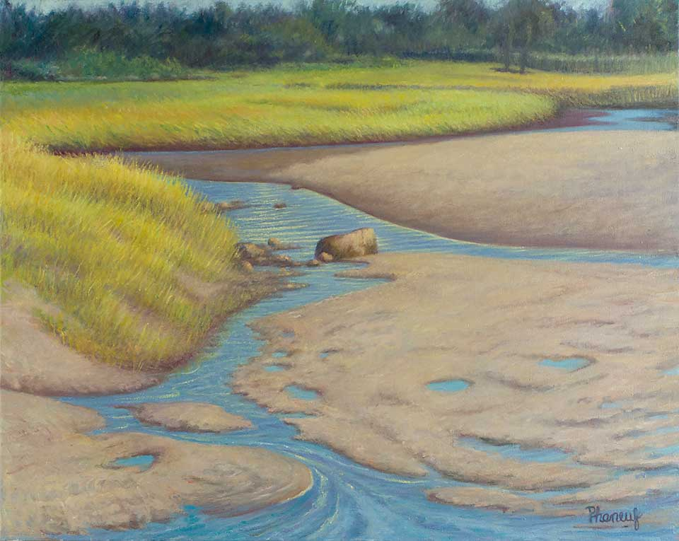 234-Returning-Tide-landscape-painting-marshes-phaneuf-960w