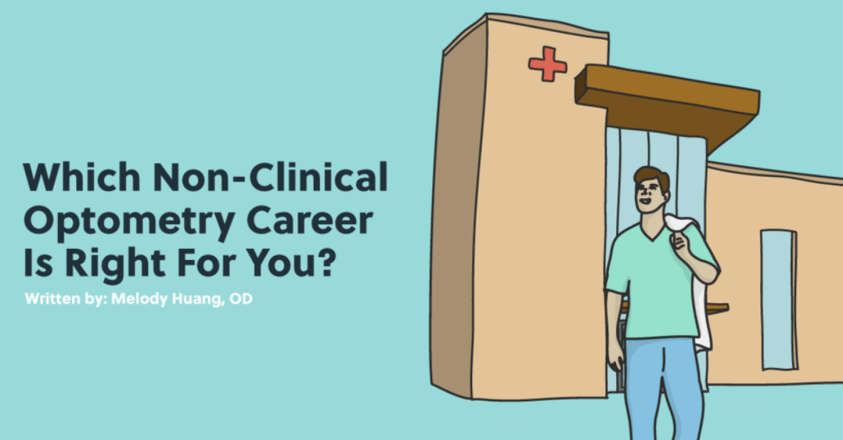 Which Non-Clinical Optometry Career is Right for You?