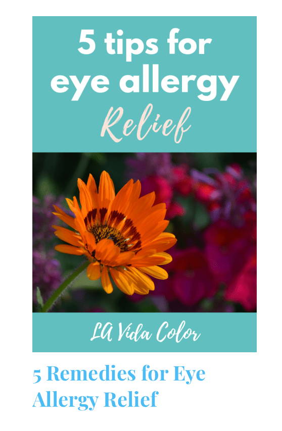 5 Remedies for Eye Allergy Relief