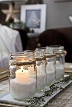 velas-blancas-para-decorar-mesa-de-navidad