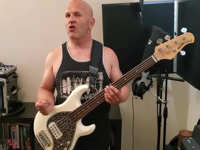 """Here's a new fretless 5-string bass play-through for """"Already Gone"""" by my band, The Bredren."""