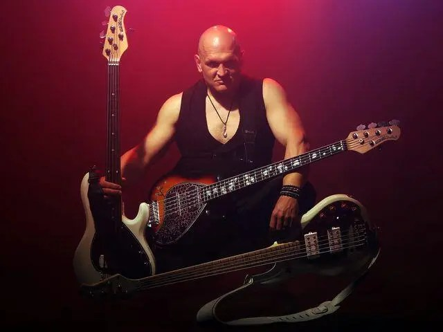 Over the years, I've owned and played several different makes and models of basses.