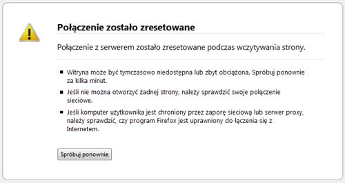 Proxy - czyli jak ominąć filtr na vKontakte.ru i nie tylko (1/5)