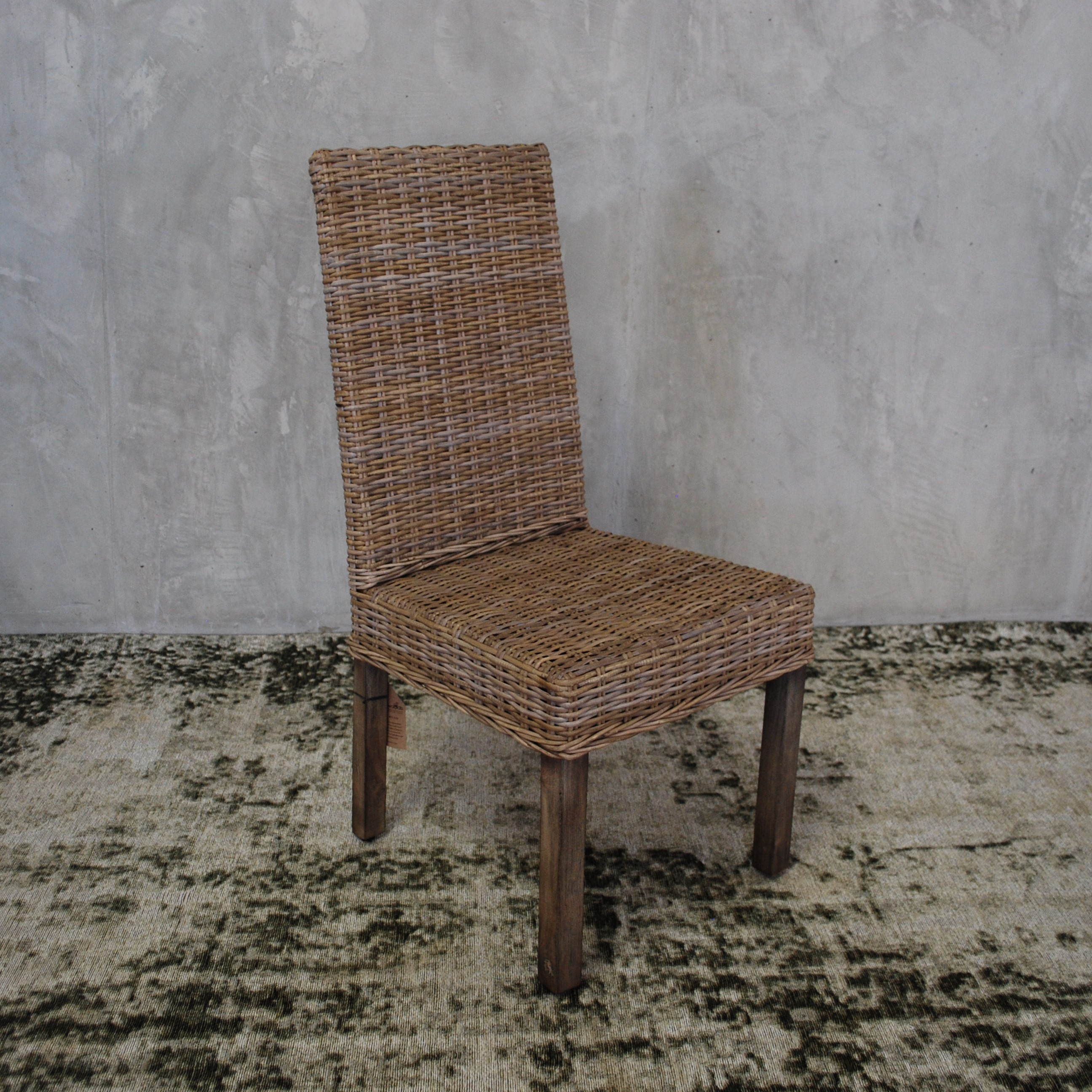 Kubu Dining Chair Melonwoods Indonesian Furniture Quality Wooden