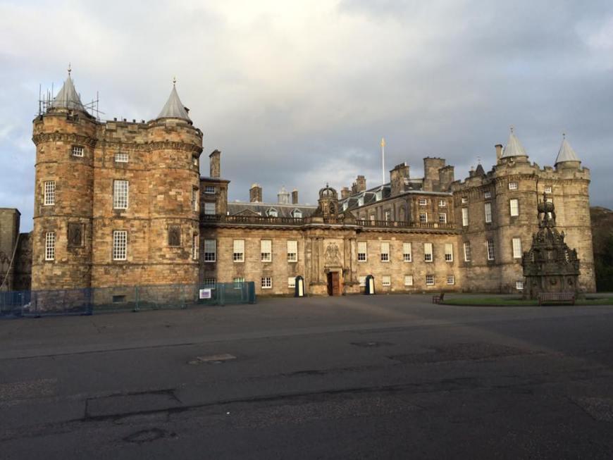 Qué ver en Edimburgo: Holyrood Palace