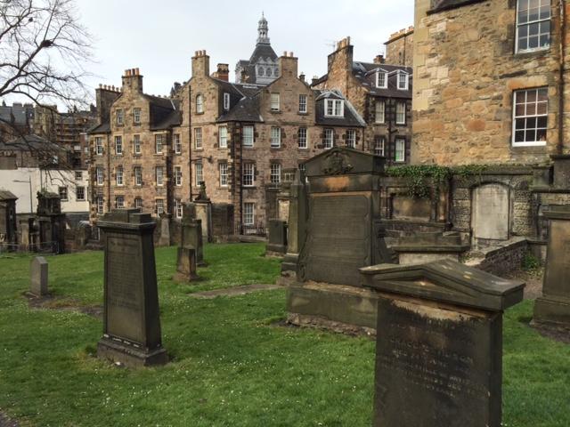 Qué ver en Edimburgo: el cementerio de Greyfriars