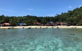 qué hacer en islas Perhentian