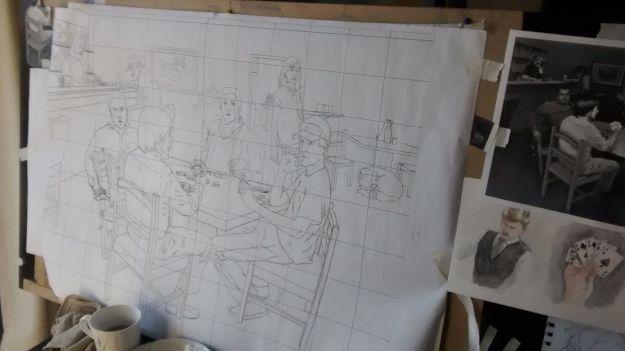 Dead Man's Hand - Outline