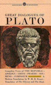 Great Dialogus of Plato Cover