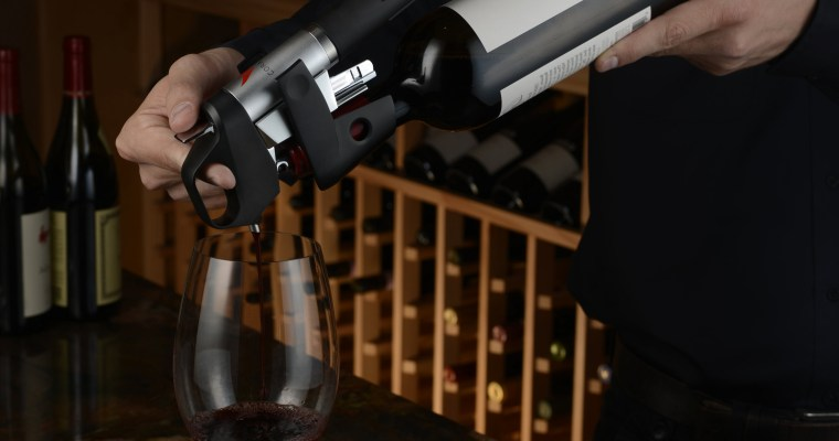 Boom Goes the Coravin