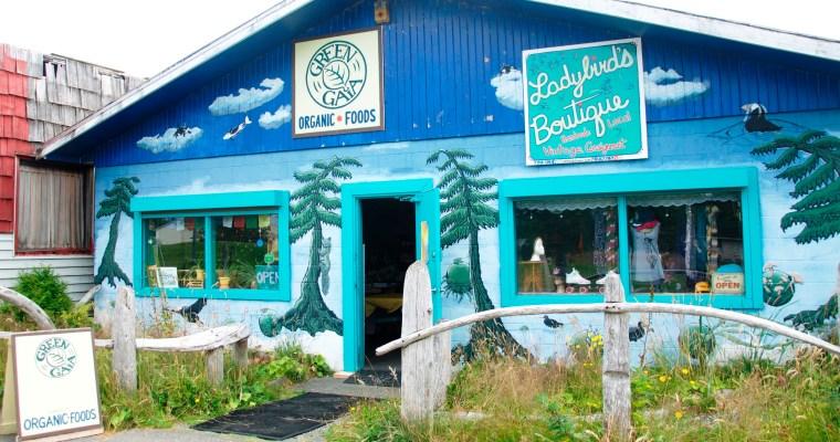 Eating Haida Gwaii: Green Gaia