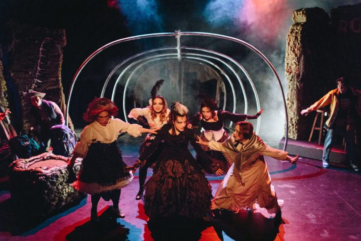 Bone Wars Punctuate Theatre Edmonton play review