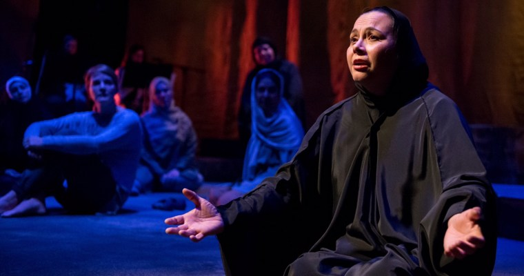 Theatre review: 9 Parts of Desire